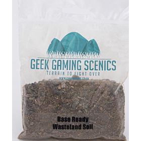 GEEK GAMING - Base Ready Wasteland Soil