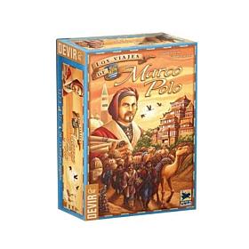 JUEGOS DE MESA - Los Viajes de Marco Polo (5/case) (Español)