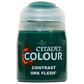 Contrast - Ork Flesh 18ML