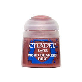 Layer - Word Bearers Red 12ML