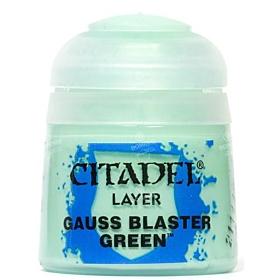Layer - Gauss Blaster Green 12ML