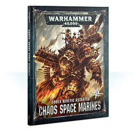 Codex - Heretic Astartes Chaos Space Marines 2 (Ingles)