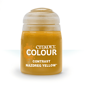 Contrast - Nazdreg Yellow 18ML
