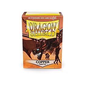 Dragon Shield - Micas STND Copper Matte c/100