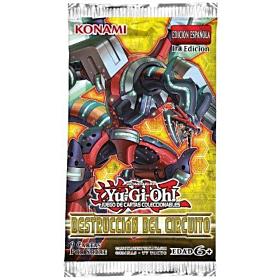 Yu-Gi-Oh! - Circuit Break Sobre Individual (Español)