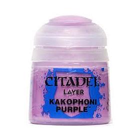 Layer - Kakophoni Purple 12ML