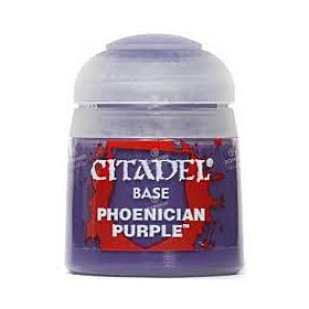 Base - Phoenician Purple 12ML