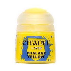 Layer - Phalanx Yellow 12ML