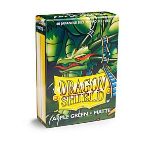 Dragon Shield - Micas Small JPN Size Apple Green Matte c/60