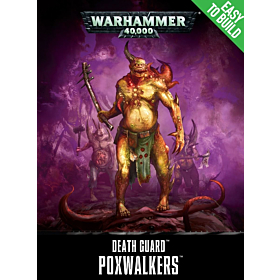WH40K - Death Guard Poxwalkers (ETB)