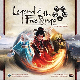 JUEGOS DE MESA - Legend of the Five Rings The Card Game (Inglés)