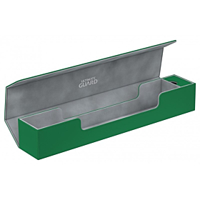 ULTIMATE GUARD - Mat Case™ XenoSkin™ Verde