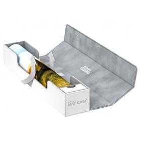ULTIMATE GUARD - Flip'n'Tray Mat Case XenoSkin™ Blanco