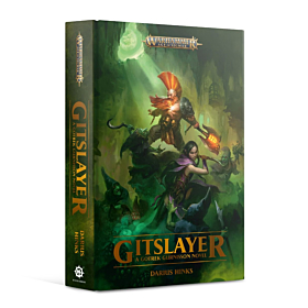 Libro - WHAOS Gortrek Gurnisson Gitslayer (Ingles)