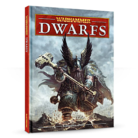Libro - WH Dwarfs (Ingles)