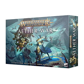 WHAOS - Aether War (Inglés)