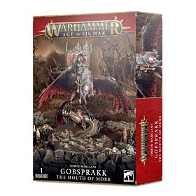 WHAOS - Orruk Warclans Gobsprakk the Mouth of Mork