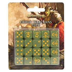 Dados - WHAOS Orruk Warclans