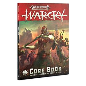 Libro - WHAOS Warcry Core Book (Inglés)
