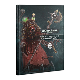Libro - WH40K Psychic Awakening Engine War (Ingles)