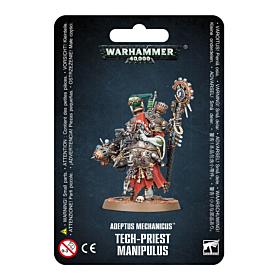WH40K - Adeptus Mechanicus Tech-Priest Manipulus (Blister)