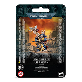 WH40K - Space Marine Librarian (Blister)