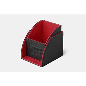 Dragon Shield - Deckbox Nest 100 Black/Red