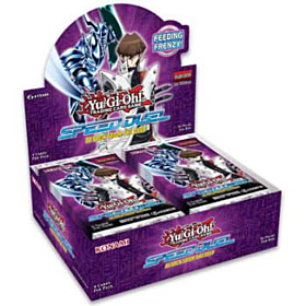 Yu-Gi-Oh! - Speed Duel Attack From Deep Booster Box c/36 Packs
