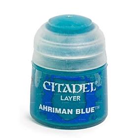 Layer - Ahriman Blue 12ML
