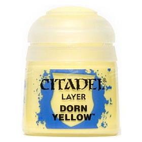 Layer - Dorn Yellow 12ML