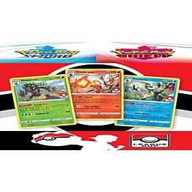 POKÉMON - Kit Liga Pokémon Sword & Shield