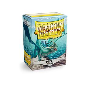Dragon Shield - Micas STND Mint Matte c/100