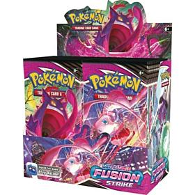 POKÉMON - Sword & Shield Fusion Strike Booster Box