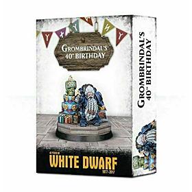 WHAOS - Grombrindal's 40 Birthday