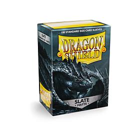 Dragon Shield - Micas STND Slate Matte c/100