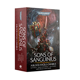 Libro - WH40K Sons of Sanguinius: B/Angels Omnibus (Ingles)