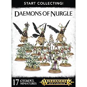WHAOS - Start Collecting! Daemons of Nurgle