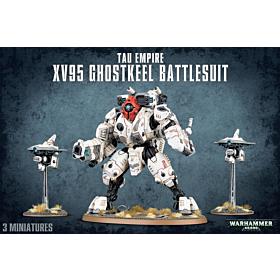 WH40K - Tau Empire XV95 Ghostkeel Battlesuit