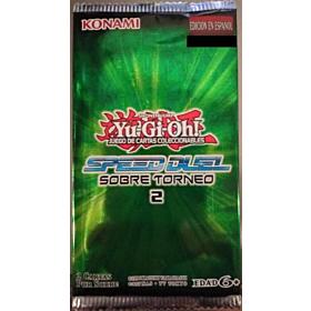 Yu-Gi-OH! - Speed Duel Sobre de Torneo # 2 (Español)