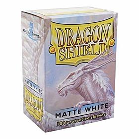 Dragon Shield - Micas STND White Matte c/100