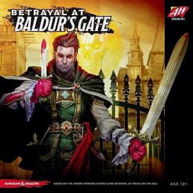 JUEGOS DE MESA - Betrayal at Baldur's Gate (Ingles)