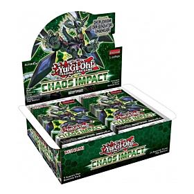 Yu-Gi-Oh! - Chaos impact Booster Box c/24 Packs