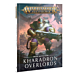 Libro - WHAOS Order Battletome Kharadron Overlords (Ingles)