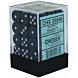 CHESSEX - Dados Stealth 12mm c/36