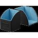 Dragon Shield - Deckbox Nest 100 Black/Blue