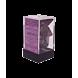 CHESSEX - Dados Poliedricos Black-Purple/Gold
