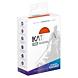 ULTIMATE GUARD - Katana Sleeves Standar Size Naranja  (100)