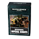 CARTAS - Datacards WH40K Imperial Knights (Ingles)